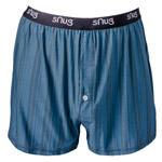 新元素四角褲-紳士藍-2件