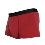 抗臭清新褲(平口貼身)-紅色-2件