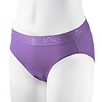 小清新動能內著-紫色低腰-2件